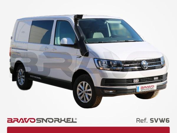 Schnorchel für VW T5 / T6 1.9 TDI - Bravo Snorkel