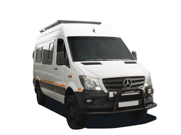 Slimline II Dachträger Kit Mercedes Sprinter L2/L3/ MWB/LWB ab 2006 mit werkseitiger Dachschiene