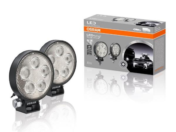 LED Arbeitsscheinwerfer OSRAM LEDriving® Round Duo VX70-SP