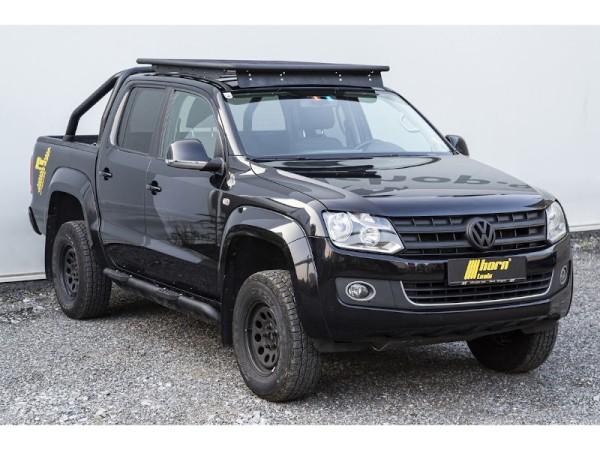 Dachträger NAVIS für VW Amarok Alu schwarz
