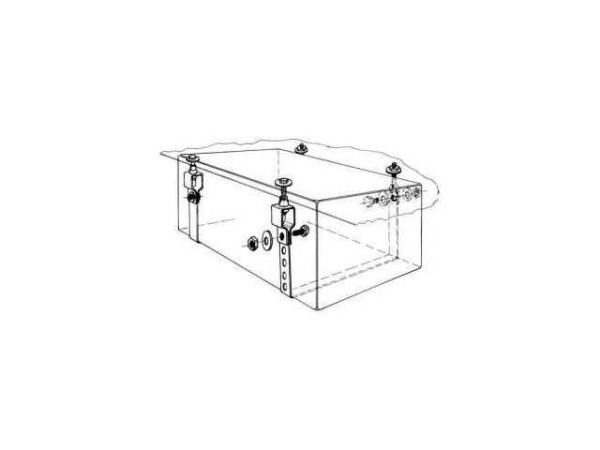Wassertank Montage-Set