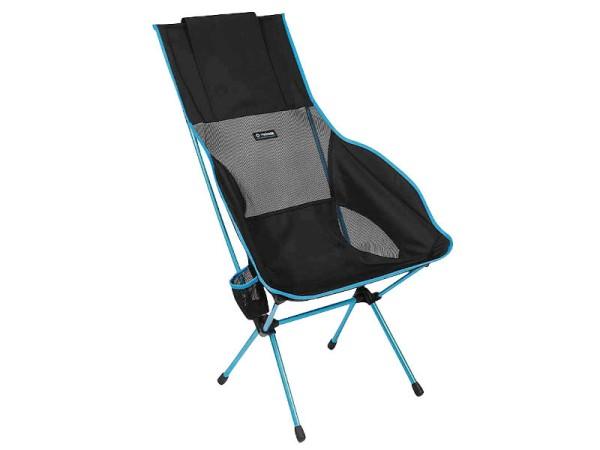 Helinox Stuhl Savanna Chair schwarz Campingstuhl