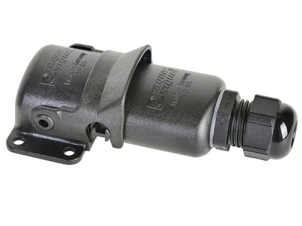 Steckverbindung wasserdicht horizontal - AquaSignal