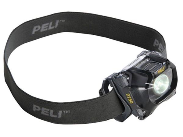 Stirnlampe PELI 2750 Kopflampe, schwarz