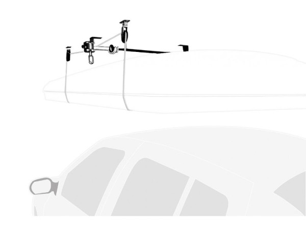 Dachzelt Lift Dachbox MultiLift - Thule