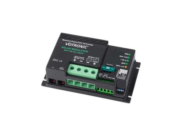Votronic Solar-Laderegler MPP 350 Duo Digital