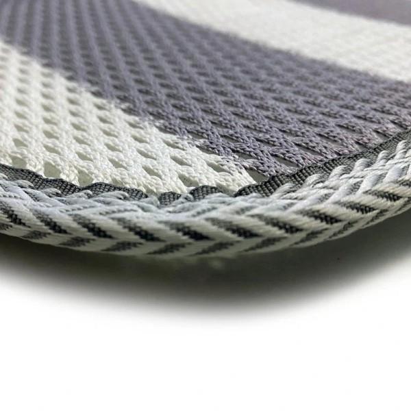 3D Mesh Matratzenunterlage 140x240 cm Abstandsgewirke für Dachzelt