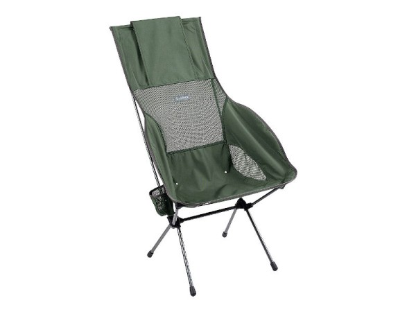 Helinox Stuhl Savanna Chair forest green Campingstuhl