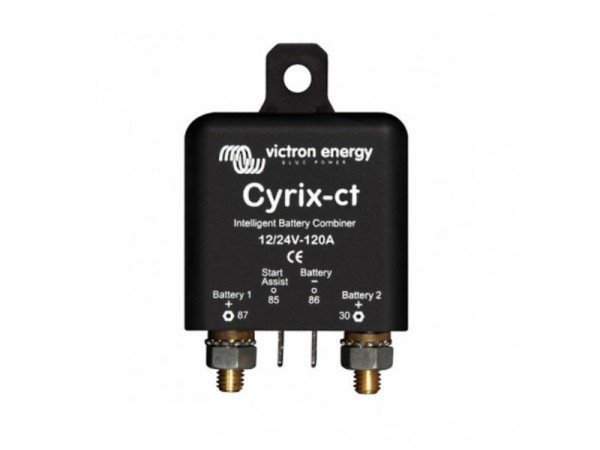 Victron Cyrix-ct Batteriekoppler 12/24V 120A
