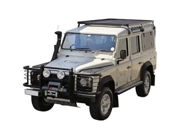 Land Rover Defender 110 (1983-2016) Slimline II 3/4 Dachträger Kit - Front Runner