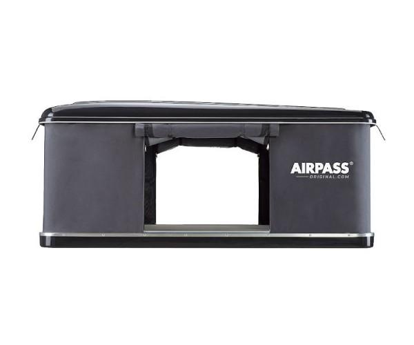 AIRPASS Autohome Hartschalen Dachzelt schwarz
