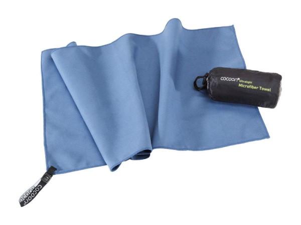 Cocoon Reisehandtuch Ultralight Mikrofaser Towel 90 x 50 cm fjord blue